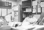 Van Leer studios, circa 1977