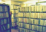 The old record library.