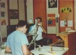 Coliseum Annex studios, circa 1984
