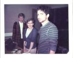 Joe Sharp, Kate Godwin + Brian Dyke