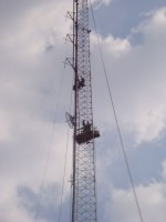 Tower welding
