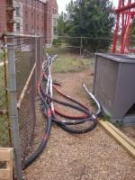 Old transmission line