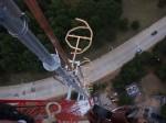 Antenna from above