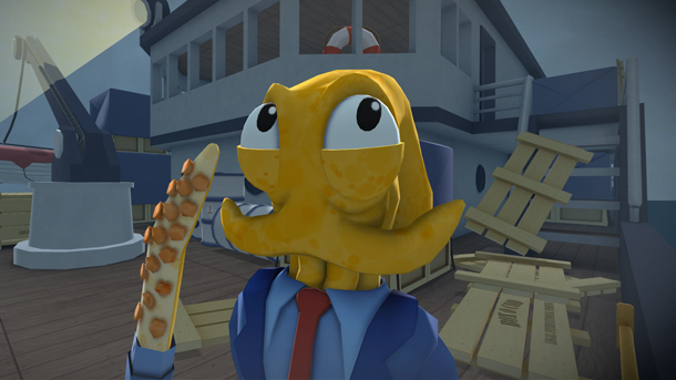Octodad free play