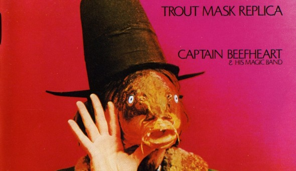 "Cover of ""Trout Mask Replica"" by Captain Beefheart"