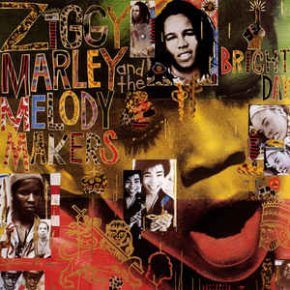 Ziggy Marley and the Melody Makers - One Bright Day Album Cover