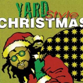 Yard Style Christmas album cover