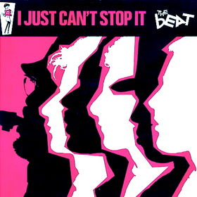 I Just Can't Stop It by The English Beat Album Cover Image