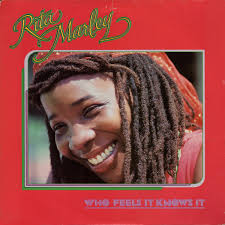 Who Feels It Knows It by Rita Marley Album Cover
