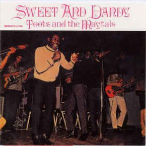 Sweet and Dandy by Toots and the Maytals album cover.